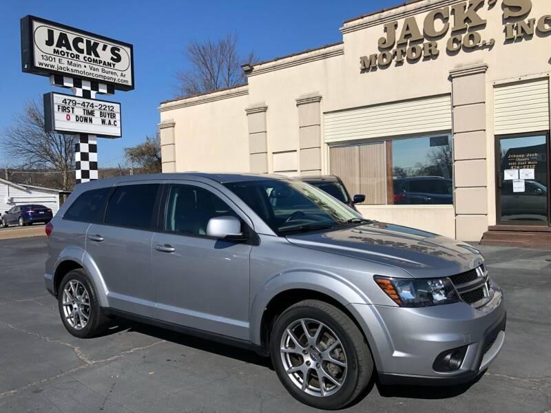 2017 Dodge Journey for sale at JACK'S MOTOR COMPANY in Van Buren AR