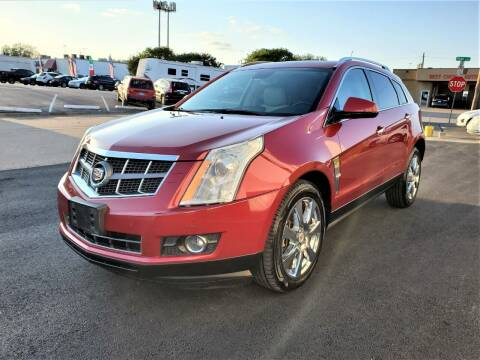 2012 Cadillac SRX for sale at Image Auto Sales in Dallas TX