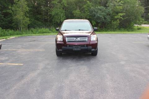 2007 Honda Pilot for sale at Heritage Truck and Auto Inc. in Londonderry NH