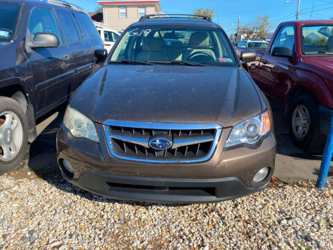 2008 Subaru Outback for sale at Diamond Auto Sales in Pleasantville NJ