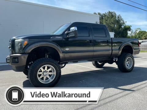 2015 Ford F-250 Super Duty for sale at GREENWISE MOTORS in Melbourne FL