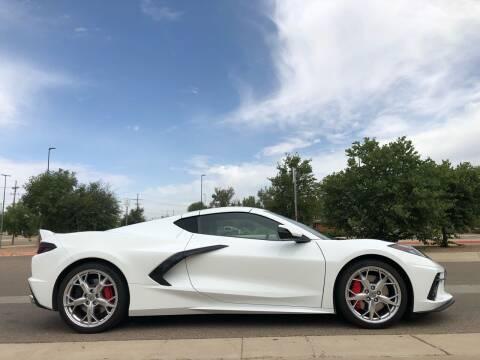 2020 Chevrolet Corvette for sale at Beaton's Auto Sales in Amarillo TX