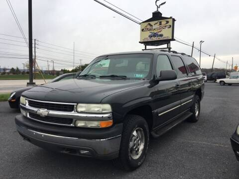 2003 Chevrolet Suburban for sale at A & D Auto Group LLC in Carlisle PA