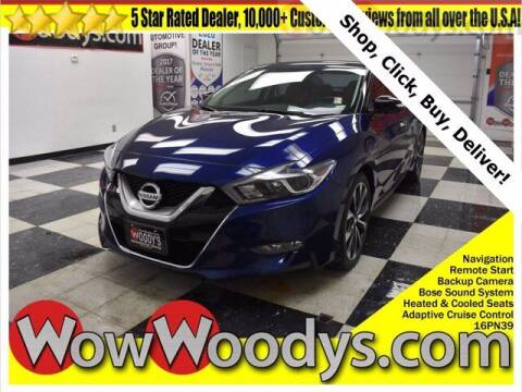 2016 Nissan Maxima for sale at WOODY'S AUTOMOTIVE GROUP in Chillicothe MO