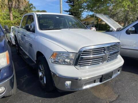 2014 RAM Ram Pickup 1500 for sale at Mike Auto Sales in West Palm Beach FL