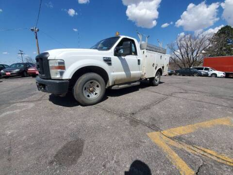 2008 Ford F-250 Super Duty for sale at Geareys Auto Sales of Sioux Falls, LLC in Sioux Falls SD