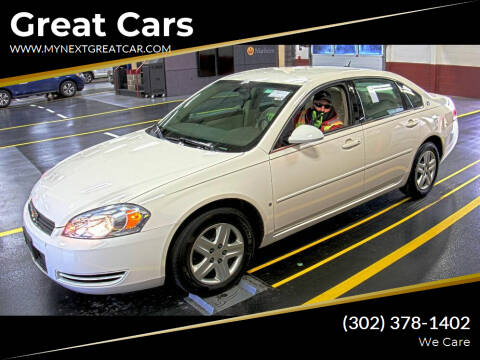 2006 Chevrolet Impala for sale at Great Cars in Middletown DE