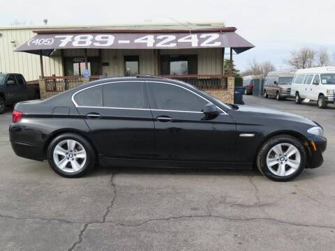 2011 BMW 5 Series for sale at United Auto Sales in Oklahoma City OK
