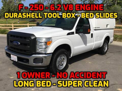 2016 Ford F-250 Super Duty for sale at OC Used Auto in Newport Beach CA