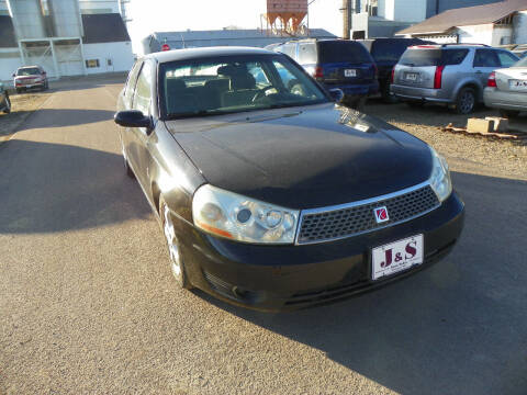 2004 Saturn L300 for sale at J & S Auto Sales in Thompson ND