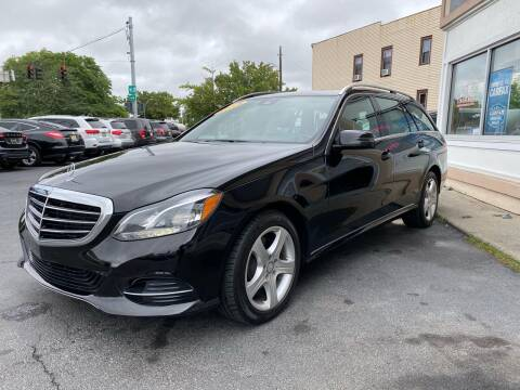 2015 Mercedes-Benz E-Class for sale at ADAM AUTO AGENCY in Rensselaer NY