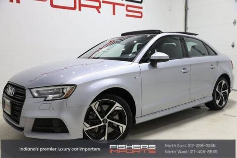 2020 Audi A3 for sale at Fishers Imports in Fishers IN