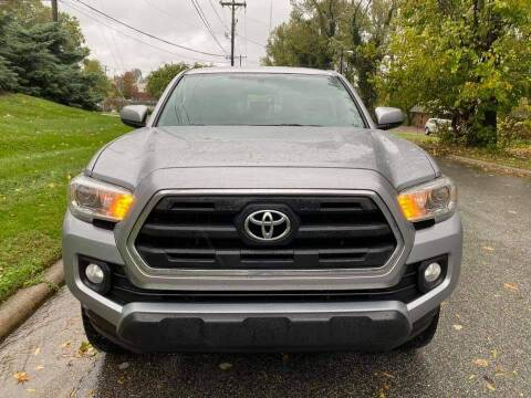 2017 Toyota Tacoma for sale at IMPORT AUTO SOLUTIONS, INC. in Greensboro NC
