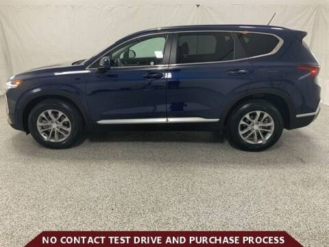 2019 Hyundai Santa Fe for sale at Brothers Auto Sales in Sioux Falls SD