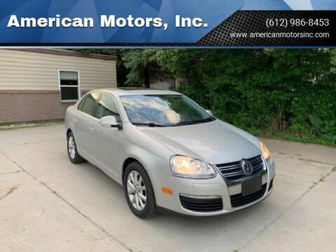 2010 Volkswagen Jetta for sale at American Motors, Inc. in Farmington MN
