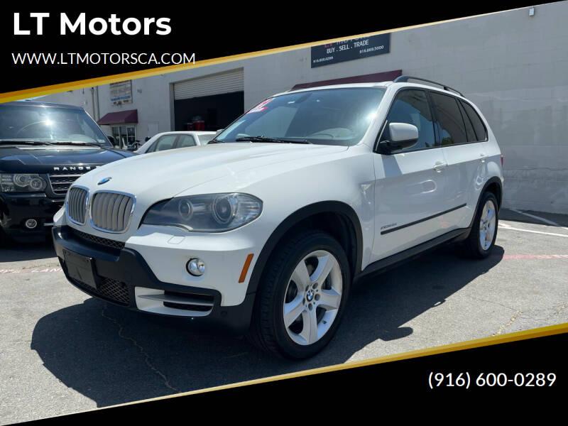 2009 BMW X5 for sale at LT Motors in Rancho Cordova CA