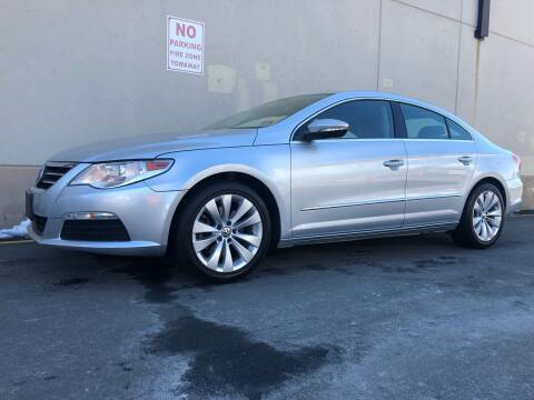 2011 Volkswagen CC for sale at International Auto Sales in Hasbrouck Heights NJ