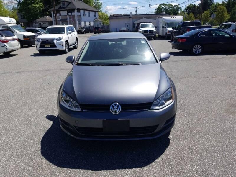 2016 Volkswagen Golf for sale at AutoConnect Motors in Kenvil NJ