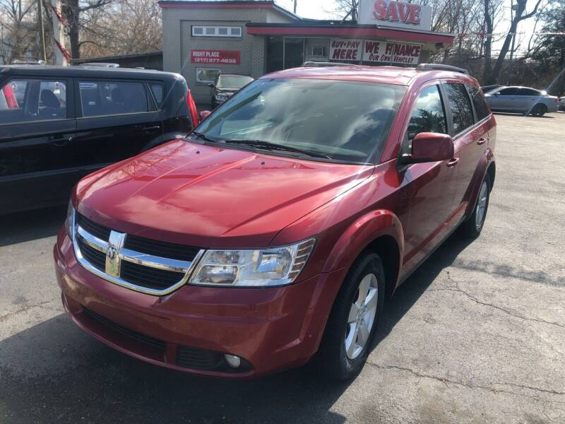 2010 Dodge Journey for sale at Right Place Auto Sales in Indianapolis IN