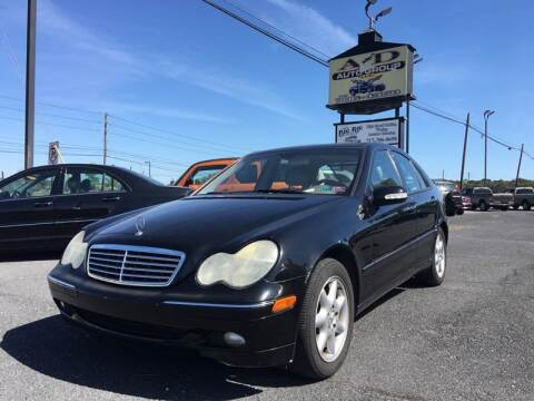 2004 Mercedes-Benz C-Class for sale at A & D Auto Group LLC in Carlisle PA