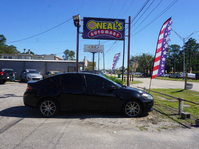 2014 Dodge Dart for sale at Oneal's Automart LLC in Slidell LA