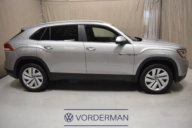 2021 Volkswagen Atlas Cross Sport for sale in Fort Wayne, IN