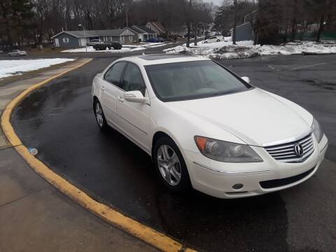 2005 Acura RL for sale at Hipps Integrity Auto Sales in Delran NJ