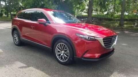 2020 Mazda CX-9 for sale at DELRAY AUTO MALL in Delray Beach FL