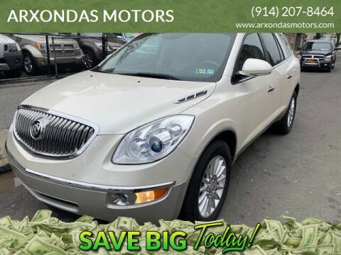 2011 Buick Enclave for sale at ARXONDAS MOTORS in Yonkers NY