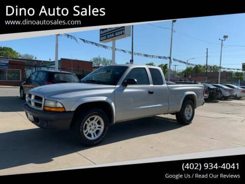 2003 Dodge Dakota for sale at Dino Auto Sales in Omaha NE
