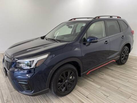 2021 Subaru Forester for sale at TRAVERS GMT AUTO SALES - Traver GMT Auto Sales West in O Fallon MO