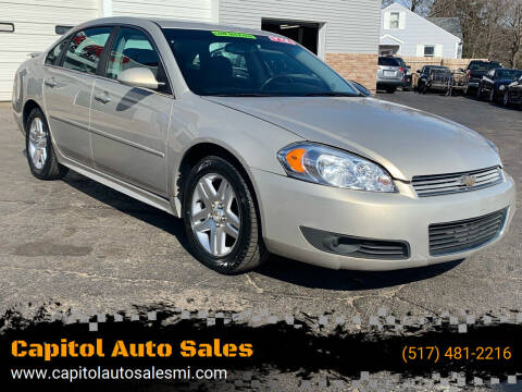 2011 Chevrolet Impala for sale at Capitol Auto Sales in Lansing MI