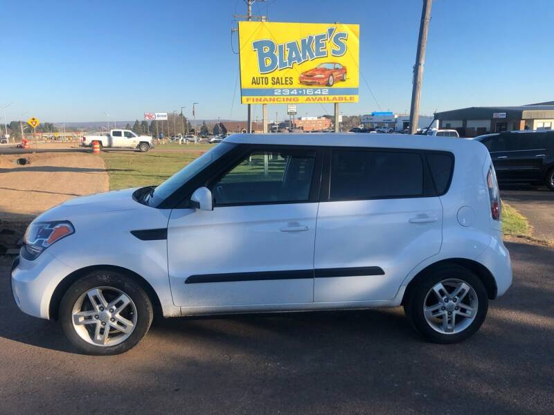2011 Kia Soul for sale at Blakes Auto Sales in Rice Lake WI