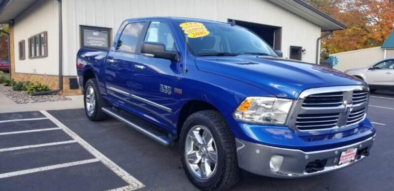 2016 RAM Ram Pickup 1500 for sale at Kubly's Automotive in Brodhead WI