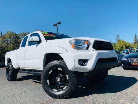 2012 Toyota Tacoma for sale at Alpha AutoSports in Sacramento CA