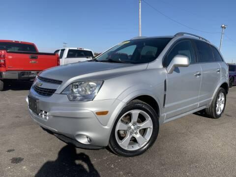2013 Chevrolet Captiva Sport for sale at Superior Auto Mall of Chenoa in Chenoa IL