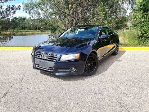2011 Audi A5 for sale at Excalibur Auto Sales in Palatine IL