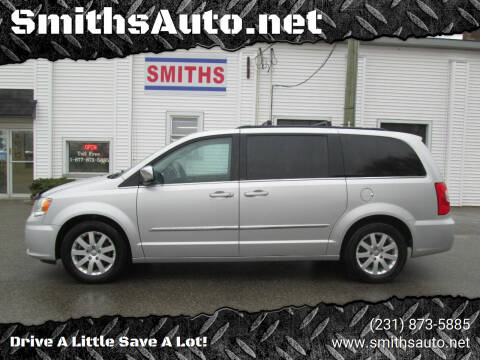 2012 Chrysler Town and Country for sale at SmithsAuto.net in Hart MI