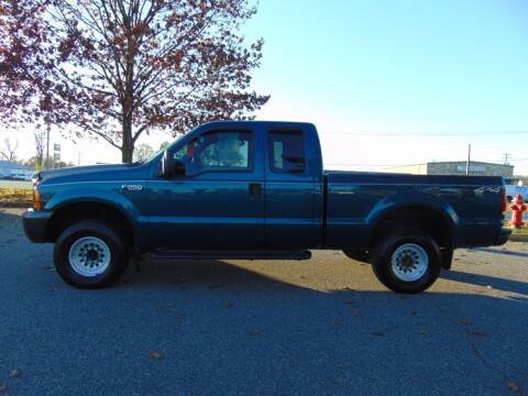 2000 Ford F-250 Super Duty for sale at CR Garland Auto Sales in Fredericksburg VA