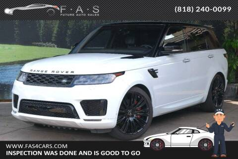 2018 Land Rover Range Rover Sport for sale at Best Car Buy in Glendale CA