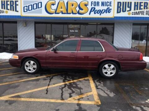 2006 Ford Crown Victoria for sale at Good Cars 4 Nice People in Omaha NE