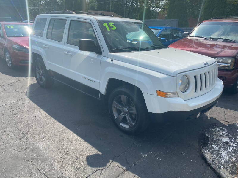 2015 Jeep Patriot for sale at Lee's Auto Sales in Garden City MI