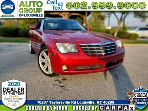 2004 Chrysler Crossfire for sale at Auto Group of Louisville in Louisville KY
