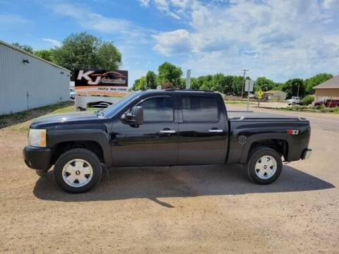 2008 Chevrolet Silverado 1500 for sale at KJ Automotive in Worthing SD