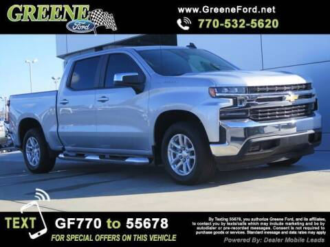 2019 Chevrolet Silverado 1500 for sale at NMI in Atlanta GA