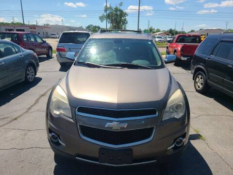 2010 Chevrolet Equinox for sale at All State Auto Sales, INC in Kentwood MI
