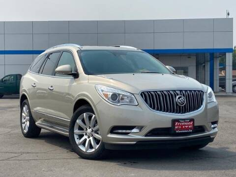 2017 Buick Enclave for sale at Rocky Mountain Commercial Trucks in Casper WY
