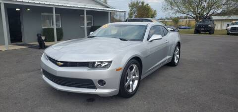 2015 Chevrolet Camaro for sale at Jacks Auto Sales in Mountain Home AR