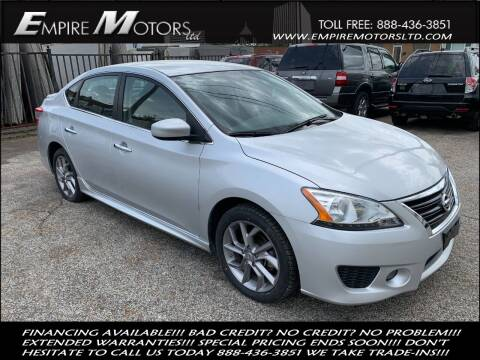 2014 Nissan Sentra for sale at Empire Motors LTD in Cleveland OH