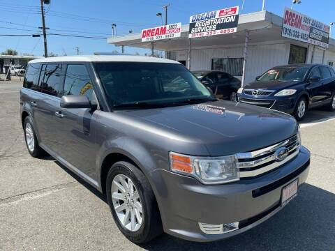 2009 Ford Flex for sale at Dream Motors in Sacramento CA